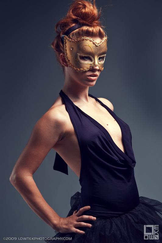 Zoe Simone. Model: Zoe Simone. ©2009 Low Tek Photography