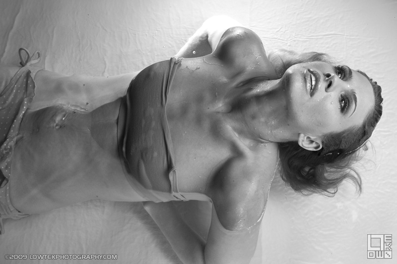 Model: Zoe Simone ©2009 Low Tek Photography